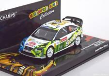 1:43 Minichamps Ford Focus RS WRC #46, RAC Rally Rossi/Cassina 2008