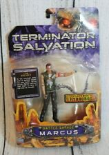 Battle Damage Marcus Terminator Salvation  Action Figure Playmates Toys
