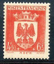 STAMP / TIMBRE FRANCE NEUF N° 563 ** BLASON / NICE