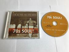 Slim Ali & The Hodi Boys 70s Soul CD ***V NR MINT***