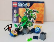 Lego 70332 Nexo Knights Ultimate Aaron Complete Set with manual (No box)