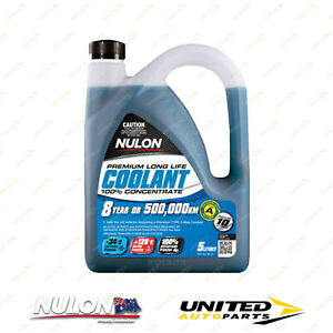 Brand New NULON Blue Long Life Concentrated Coolant 5L for PEUGEOT 206