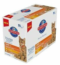 Hills Science Plan Cat Adult Pouch Chicken & Turkey 12 x 85g - 10008