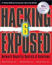 Hacking Exposed, Sixth Edition: Network Security SecretsAnd Solutions-ExLibrary
