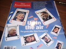 The Economist Jan 12-18, 2008 Hillary Clinton 529EL