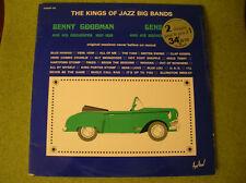 2 LP BENNY GOODMAN / GENE KRUPA -FESTIVAL 153