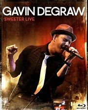 Sweeter Live [Blu-ray] by Gavin DeGraw