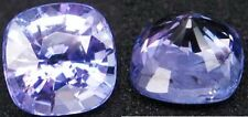 Tanzania Natural Violet Blue Tanzanite Facet Gemstone VS 1.00Ct