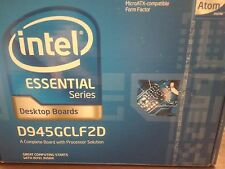 Intel D945GCLF2D Desktop Board with Processor Solution