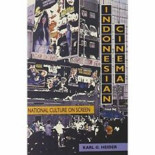 Indonesian Cinema: National Culture on Screen by Heider, Karl G.