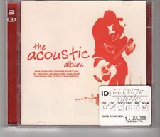 (HH919) The Acoustic Album, 43 tracks various artists - 2006 double CD