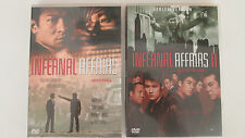 DVD - Infernal Affairs 1 & 2 (2-DVD`s)  / #7564