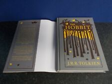 The Hobbit by JRR Tolkien. Rare Dust Jacket Edition. Collector's Hardback 2012.