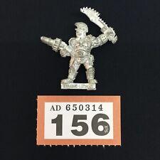 Warhammer 40,000 40K Necromunda Confrontation Goliath Leader Grenade Metal