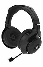 Gioteck Fl300 Wired Stereo Headset With Removable Bluetooth Speakers - Black