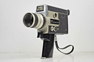 {All Wor Exc+++++} CANON Auto Zoom 518SV Super 8 8mm Movie Film Camera From JP