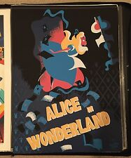 Alice In Wonderland Poster Print Lorelay Bove Disney Cyclops 18X24