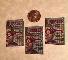 3 Tiny Quibbler Magazines For Harry Potter Dollhouse Miniature