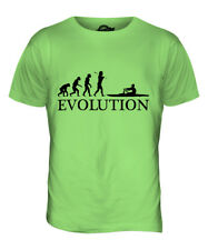 ROWING EVOLUTION OF MAN MENS T-SHIRT TEE TOP GIFT CLOTHING ROWER