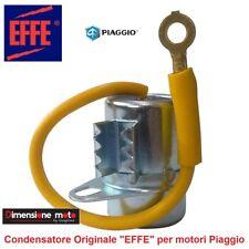 """102939 - Condensatore Originale """"EFFE"""" per Piaggio Ciao R 50 dal 1970 > 1972"""