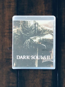 Playstation 3 PS3 Dark Souls II 2 Original Soundtrack Case (CASE ONLY, NO DISC)