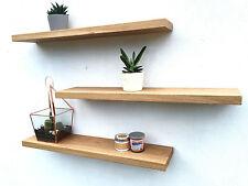Oak Floating Shelves Kiln Dried Solid Oak Shelf Timber In Danish Oil