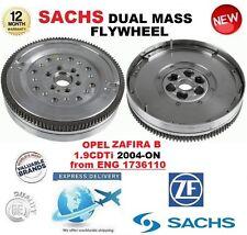 Pour Opel Zafira B 1.9 CDTI de Eng 1736110 à partir 2005 Sachs Dmf Double Volant