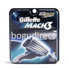 6 pk Gillette Mach3 Cartridges in Original Blister Pack of 5 cartriges each