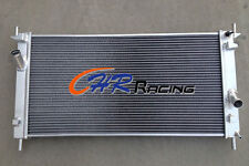 2ROW ALLOY RADIATOR FORD FOCUS MK2 RS305 RS350 ST225;VOLVO S40/S50 2.5L TURBO MT