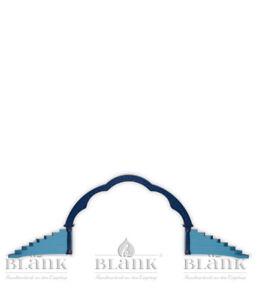 Blank Engel Wolkenbogen farbig mit Engelstufen vom Fachhändler + GRATIS Dimmer