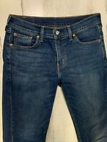 Levis 511 Slim Fit Jeans 30x30 Stretch