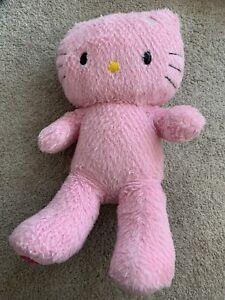 Build A Bear BAB Workshop Plush Toy Hello Kitty Valentine's Day Hearts