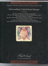 Robert Siegel Auction Catalog Sale 843Outstanding United States stamps