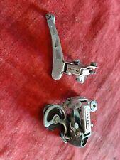 Ensemble front and rear derailleur Simplex S061 vintage bike Eroica /hg01-1-2707