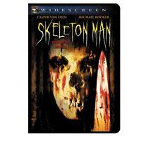 Skeleton Man DVD 2005 Widescreen Casper Van Dien Michael Rooker Sarah Ann Schult
