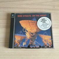 Dire Straits _ On The Night _ CD Album Limited Edition _ 1993 Vertigo 514466-2
