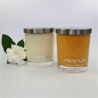HIGHLY SCENTED 100% NATURAL SOY WAX CANDLE 35 hr burn time CHOOSE FROM 58 SCENTS