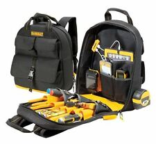DeWalt DGC530 - Pro 23 Pocket USB Charging Tool Backpack Bag Carrier Padded New