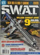 SWAT May 2017 Wilson Combat AR9G 9mm Carbine DIY Sniper System FREE SHIPPING sb