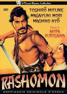 RASHOMON - (1950) A&R Productions DVD .NUOVO