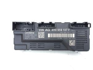 AUDI A8 4H D4 Bootlid Control Unit OEM 4H0959107F New Genuine