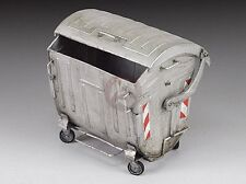 Royal Model 1/35 Garbage Mobile Waste Container Dumpster Skip (with Decals) 708