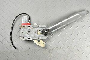 HEAVY DUTY NEW JAGUAR XJS O/S RH WINDOW REGULATOR MOTOR CONVERTIBLE JLM11002