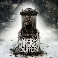Make Them Suffer Lord Of Woe CD Australian Death Metal New