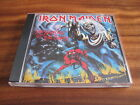 IRON MAIDEN THE NUMBER OF THE BEAST (CD) CAPITOL - COLUMBIA HOUSE CANADA - RARE