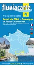 Binnen-Karte Fluviacarte 4, Canal du Midi