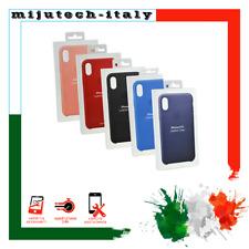 Cover In Pelle Originale Leather Case Per Apple iPhone 7 8 X XS 11 12 PRO MAX