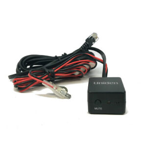 Uniden RDA-HDWKT Hardwire Kit compatible with DFR6, DFR7, R3, R1 RDA-HDWKT