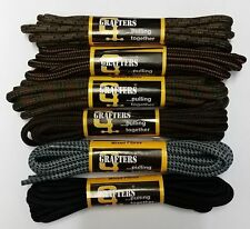 Shoe Boot Strong Round Laces Various Colours 60,75,90,140,210 cm Free Delivery