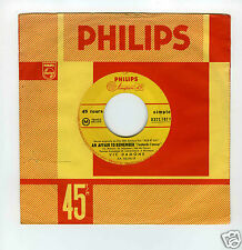 45 RPM SP VIC DAMONE AN AFFAIR TO REMEMBER (J'ENTENDS L'AMOUR)